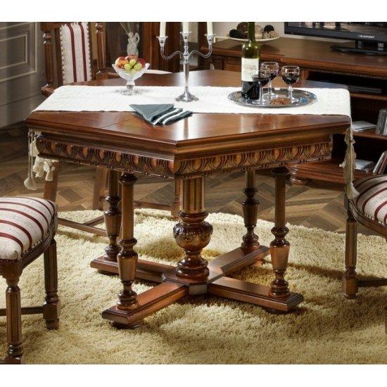 Hexagonal extandable table - Venetia Lux
