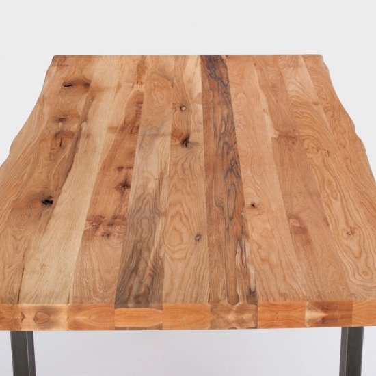 Rufus Solid Wood Table