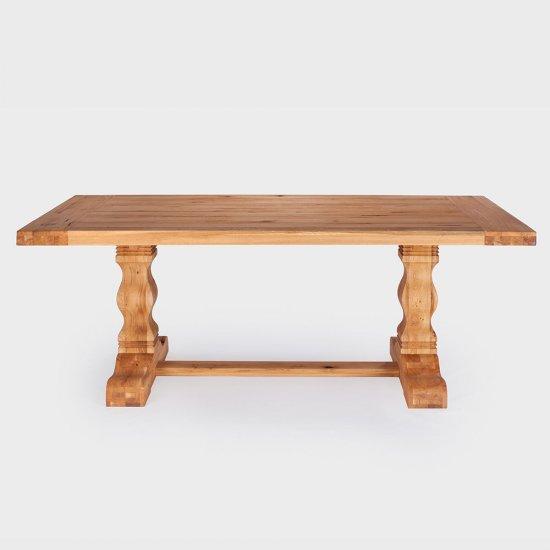 Barock Solid Wood Table