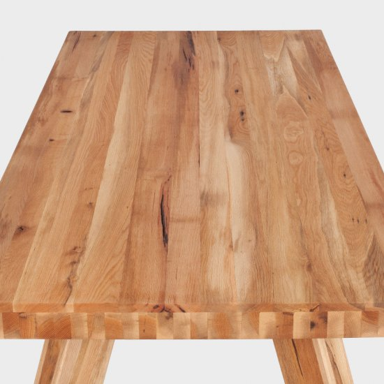 PL 80 Solid Wood Table