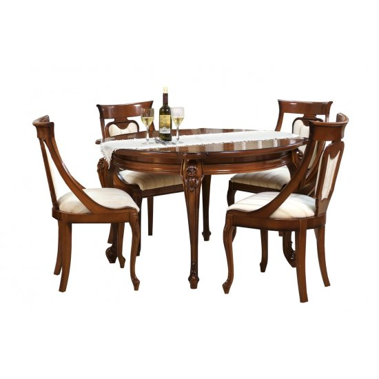 Extendable round table - Florence