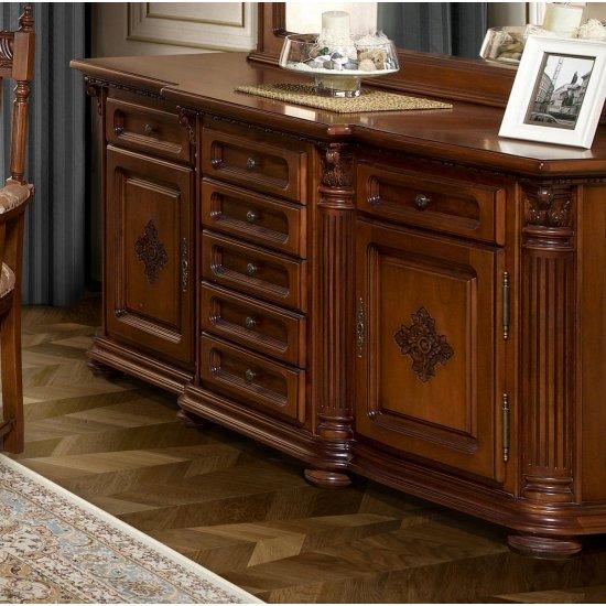 Buffet 2 doors 7 drawers - Venice Lux