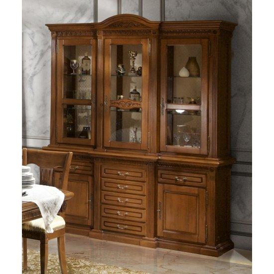 Buffet - 3-door display case - Venice
