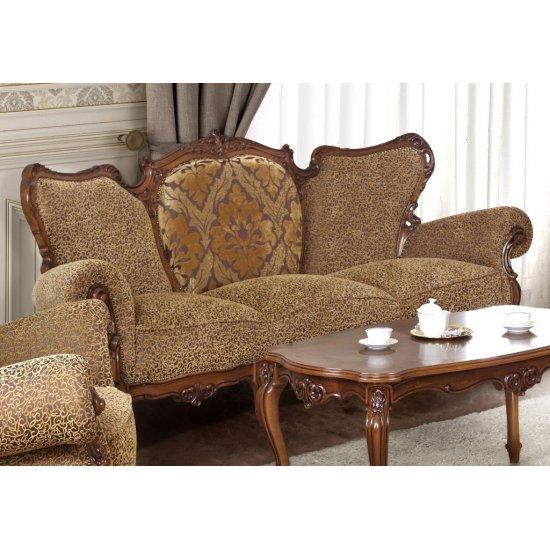 3 Seater Sofa - Royal