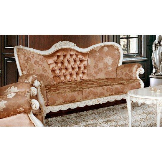 3 seater Sofa - Flora
