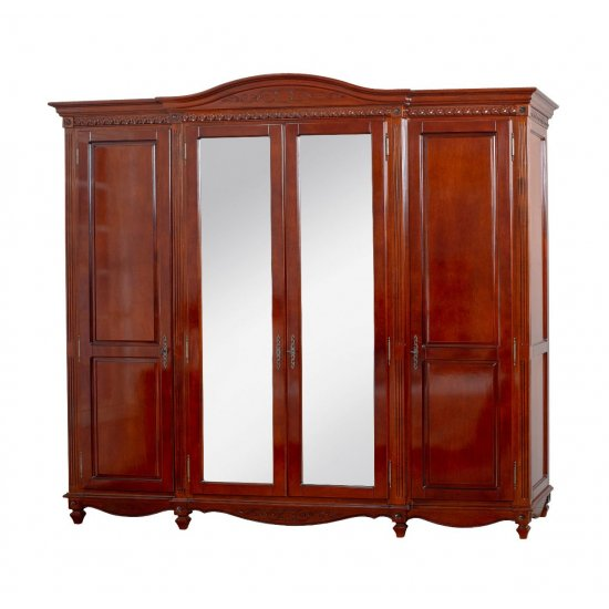 4-door Wardrobe - Carina