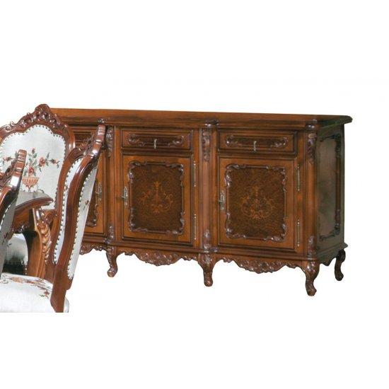 Buffet 3 doors 3 drawers - Cleopatra