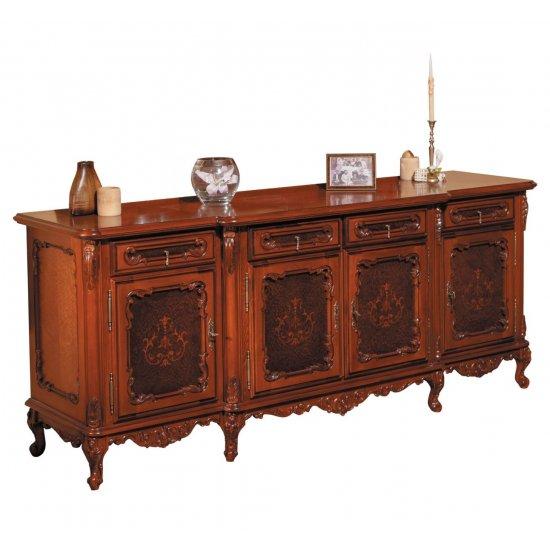 Buffet 4 doors 4 drawers - Cleopatra