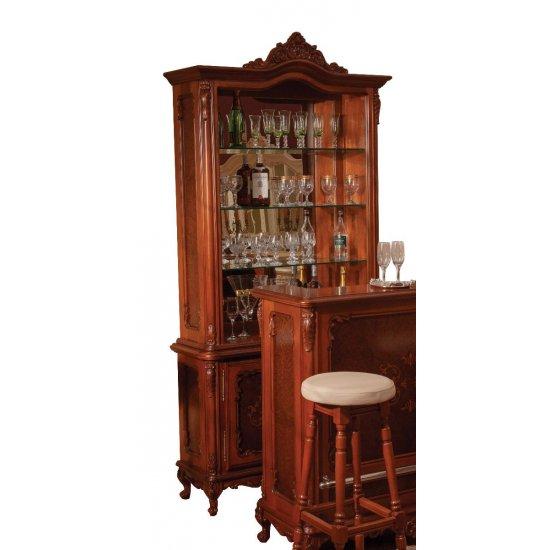 Buffet - bar showcase - Cleopatra