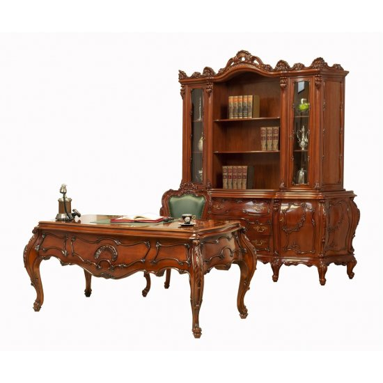 Bookcase - Cleopatra Lux