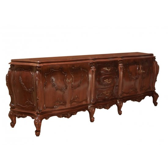 Buffet 4 doors 3 drawers - Cleopatra Lux