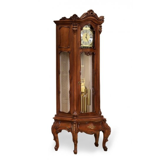 Clock case with mechanism - Cleopatra Lux