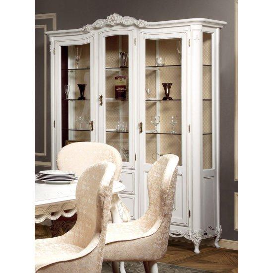 3-doors Glassware - Flora