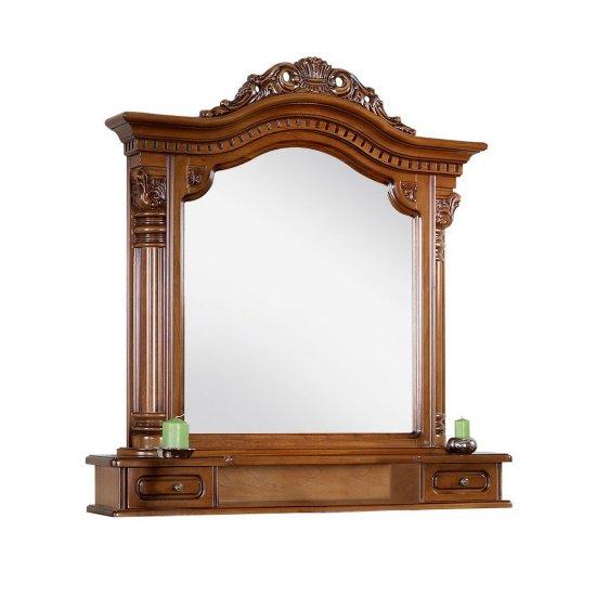 Mirror frame with drawer box - Cristina