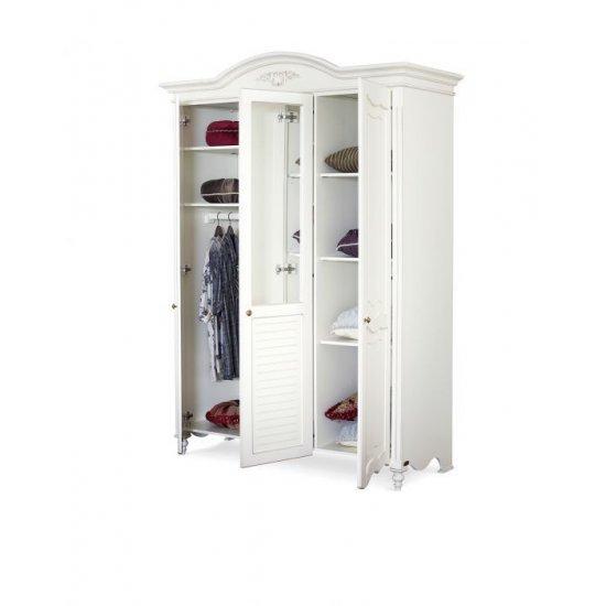 3-door  Wardrobe - Yana
