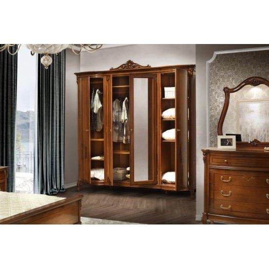 4-door Wardrobe - Firenze