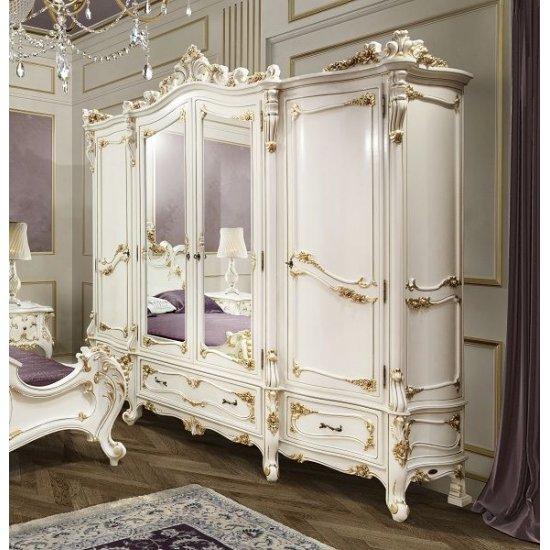 4 Door Cabinet - Imperial