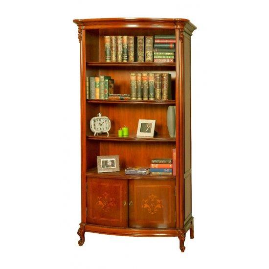 2 doors Bookcase - Firenze