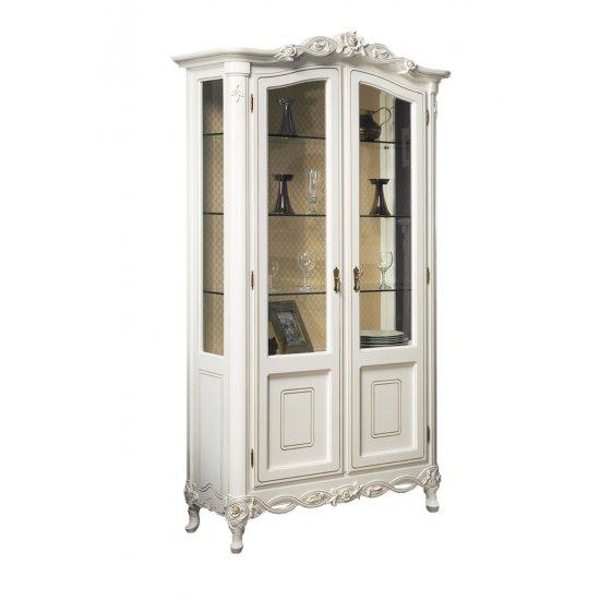 2-door Glassware - Flora