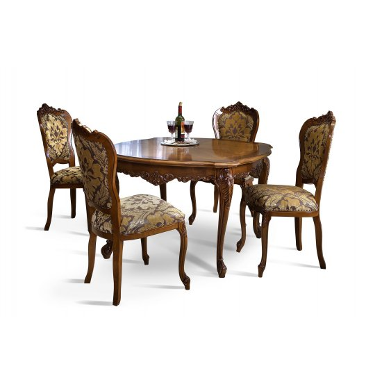 Square extandable table  - Cleopatra