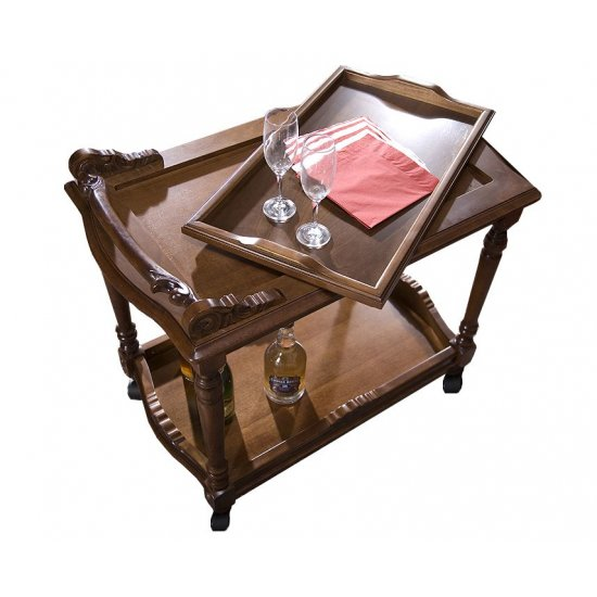 Serving table - Royal