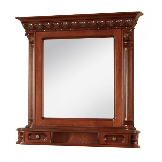 Mirror frame with drawer box - Venetia Lux